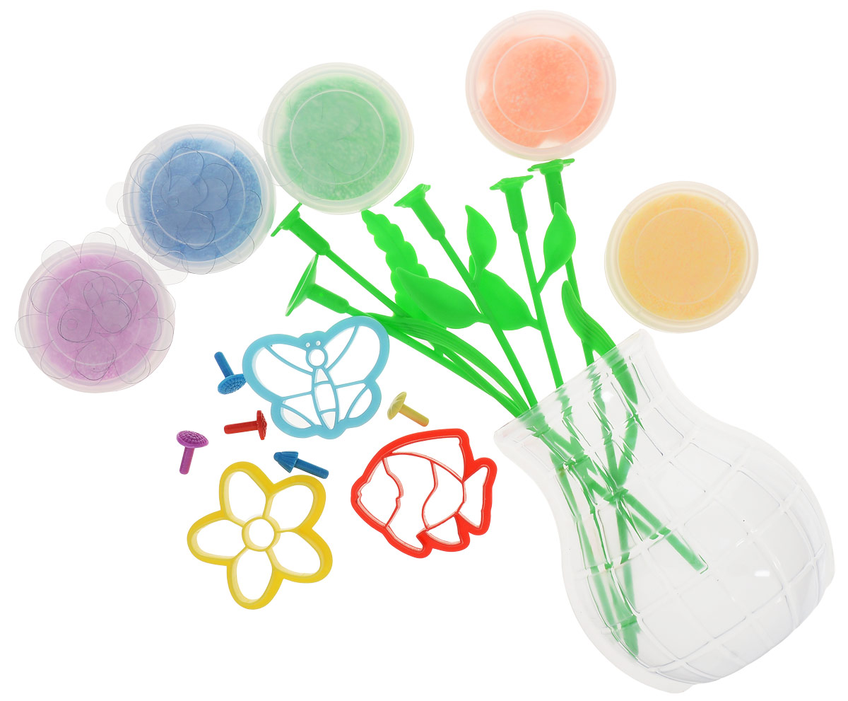 Winx Шариковый пластилин Магия цветов