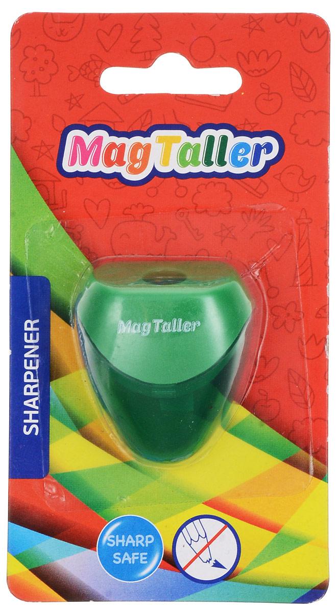 MagTaller Точилка Astia цвет зеленый604204_зеленыйMagTaller Точилка Astia цвет зеленый
