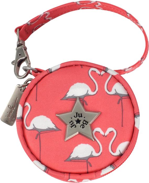 Ju-Ju-Be Сумка для пустышек Paci Pod цвет розовый белый 16AA11P-1024