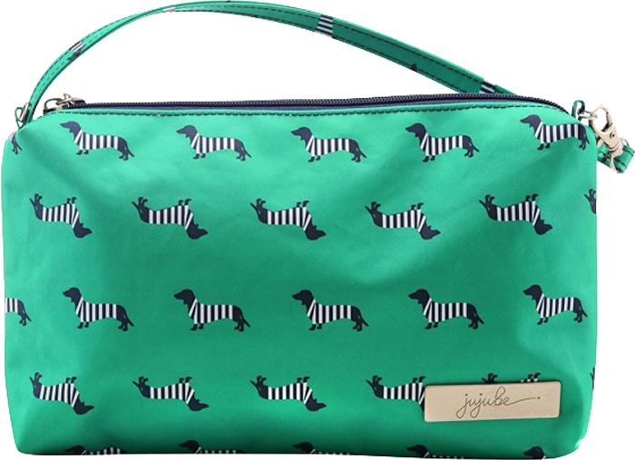 Ju-Ju-Be Сумка для мамы Be Quick цвет зеленый синий 16AA01P-9977 - Сумки для мам