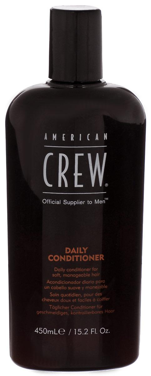 American Crew Кондиционер для ежедневного ухода Classic Daily Conditioner 450 мл7207888000American Crew Кондиционер для ежедневного ухода Daily Conditioner 450 млУважаемые клиенты! Обращаем ваше внимание на то, что упаковка может иметь несколько видов дизайна.Поставка осуществляется в зависимости от наличия на складе.