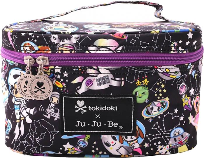 Ju-Ju-Be Сумка-бьюти кейс для мамы Be Ready цвет розовый 15TC01AT-7751 ju ju be сумка для мамы hobobe black petals