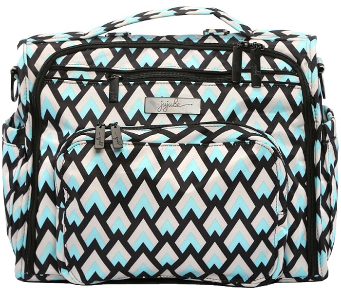 Ju-Ju-Be Сумка-рюкзак для мамы B.F.F. цвет голубой белый 15FM02X-6297 - Сумки для мам
