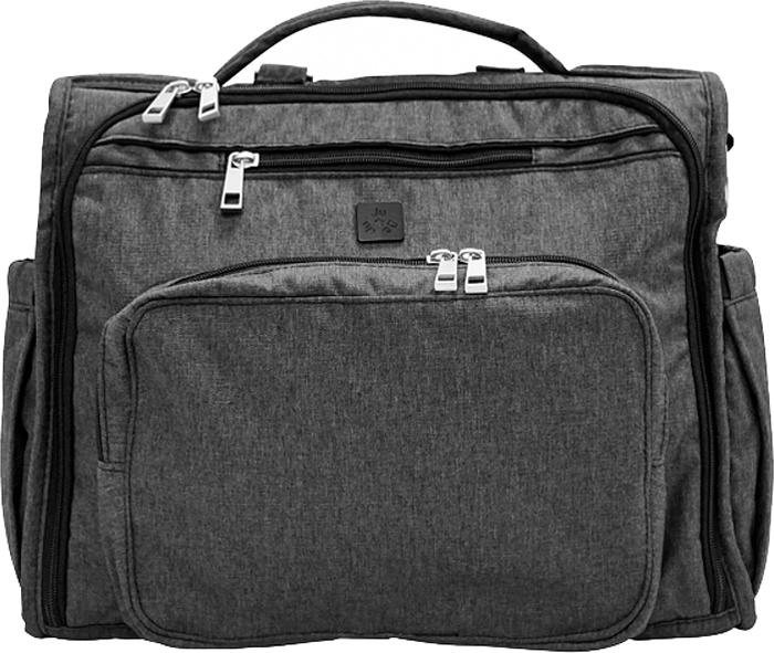 Ju-Ju-Be Сумка-рюкзак для мамы B.F.F. цвет серый 15FM02X-2823