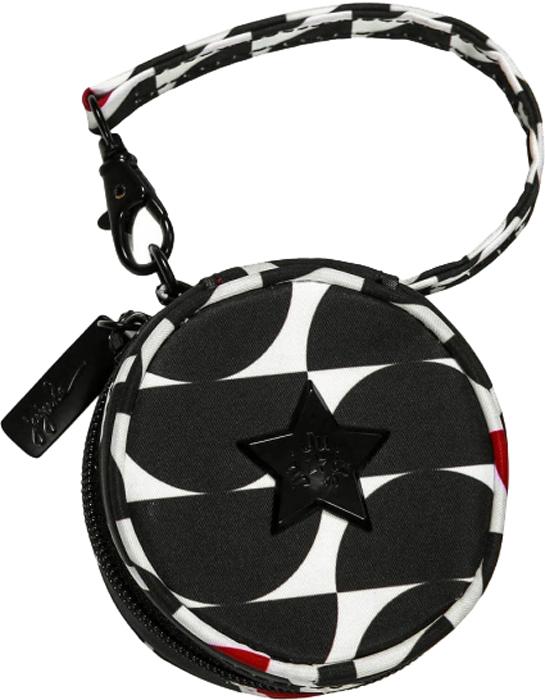 Ju-Ju-Be Сумка для пустышек Paci Pod цвет черный белый 15AA11X-7959