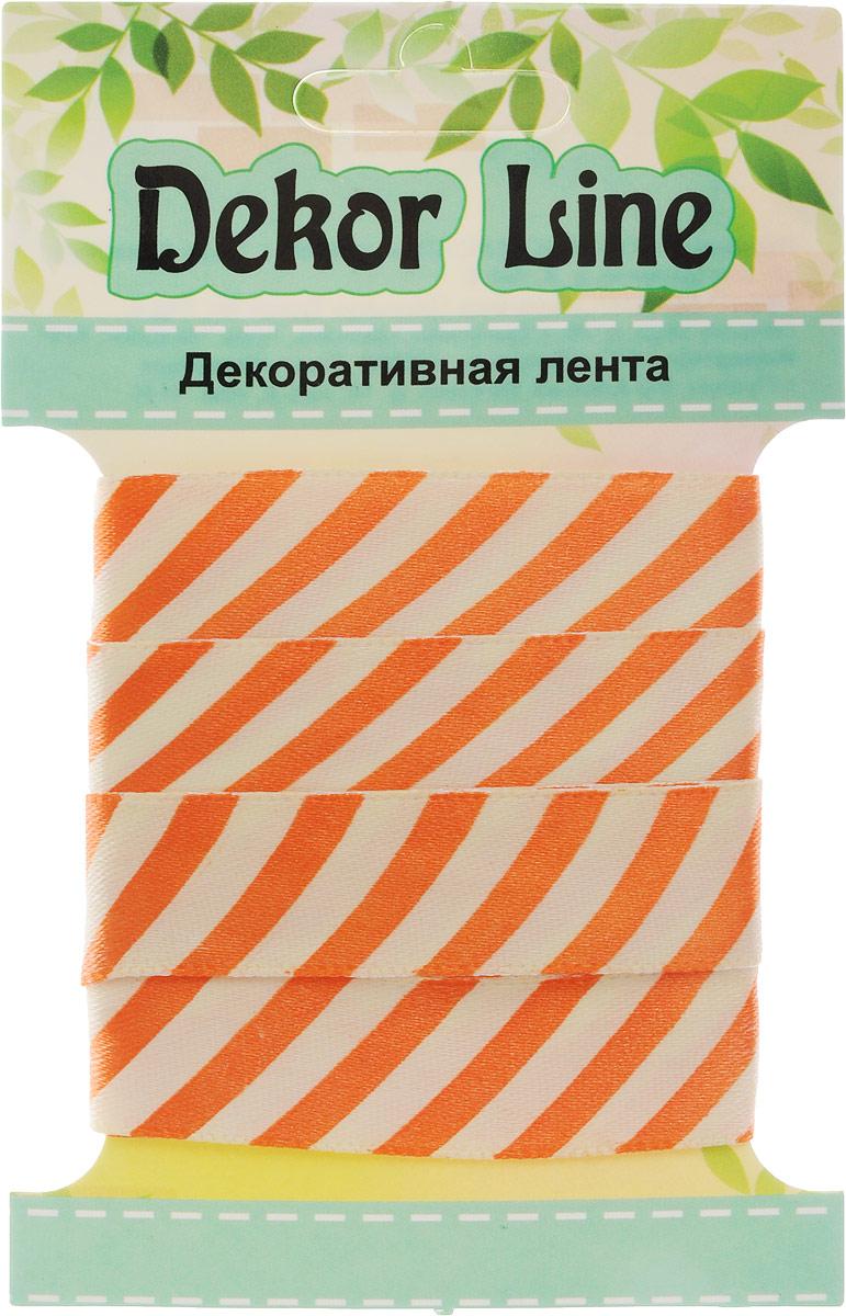 Лента атласная Dekor Line Диагональ, цвет: красный, 1,5 х 300 см7710552_красныйЛента атласная Dekor Line Диагональ, цвет: красный, 1,5 х 300 см