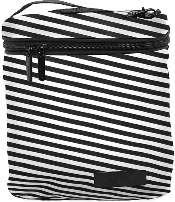 Ju-Ju-Be Термосумка для мамы Fuel Cell цвет черный белый 15AA09X-6365 -  Сумки для мам