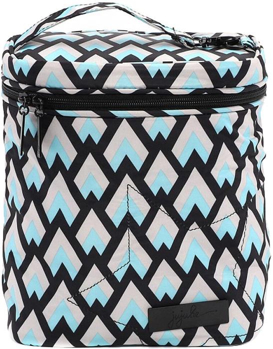 Ju-Ju-Be Термосумка для мамы Fuel Cell цвет голубой белый 15AA09X-6211, Сумки для мам  - купить со скидкой