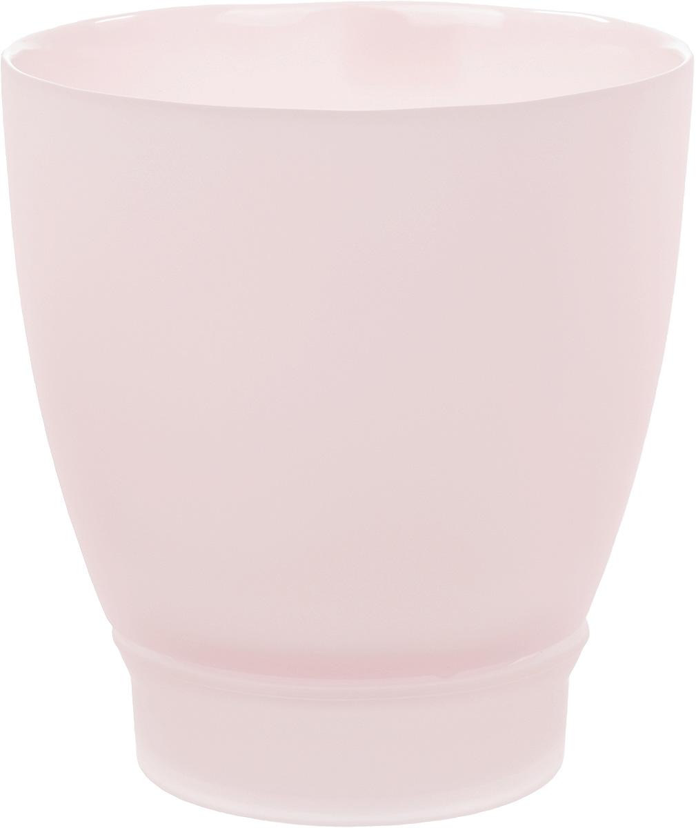 Горшок с поддоном Nina Glass НТ-3, цвет: розовый, 1,7 лNG93-226/1RПродукция завода под брендом NinaGlass известна российскому потребителю необычностью форм и оригинальным декорированием. Главным достоинством стеклянных горшков является отсутствие пористости на их внутренней поверхности, что делает безопасной смену растительного состава. Предприятие производит два вида изделий для флористов:- стеклянные цветочные горшки с отверстием в дне для посадки в них цветов и растений и подставкой под горшок в виде блюдца;- кашпо без отверстия для укладки в них пластиковых контейнеров с цветами и растениями.Горшки и кашпо изготавливаются из опалового триплексного (тройного) стекла с различными видами декорирования водо- и износостойкими красками. Возможна окраска изделий изнутри. Матовая поверхность и окраска изнутри создают объемный эффект, а сами цвета очень мягкие и приятные. Также интересны и формы изделий, выполненные методом центробежного формования: - горшки НТ - современная модель горшка с поддоном, которые смотрятся как единое целое и обладают устойчивым широким дном;- кашпо НТ - глубокие, с небольшим радиусом выпуклости, хорошим широким дном. Кашпо-подсвечники в форме куба можно считать дополнительной опцией: вы можете оформить интерьер не только оригинальными горшками и кашпо, но также весьма привлекательными подсвечниками.Доступны 5 размеров горшков и кашпо и 3 размера кашпо-кубов. Продукция TM NinaGlass безопасна, функциональна, прочна и уникальна. Горшки и кашпо способны создать неповторимое настроение и стать центром интерьера в любом помещении.