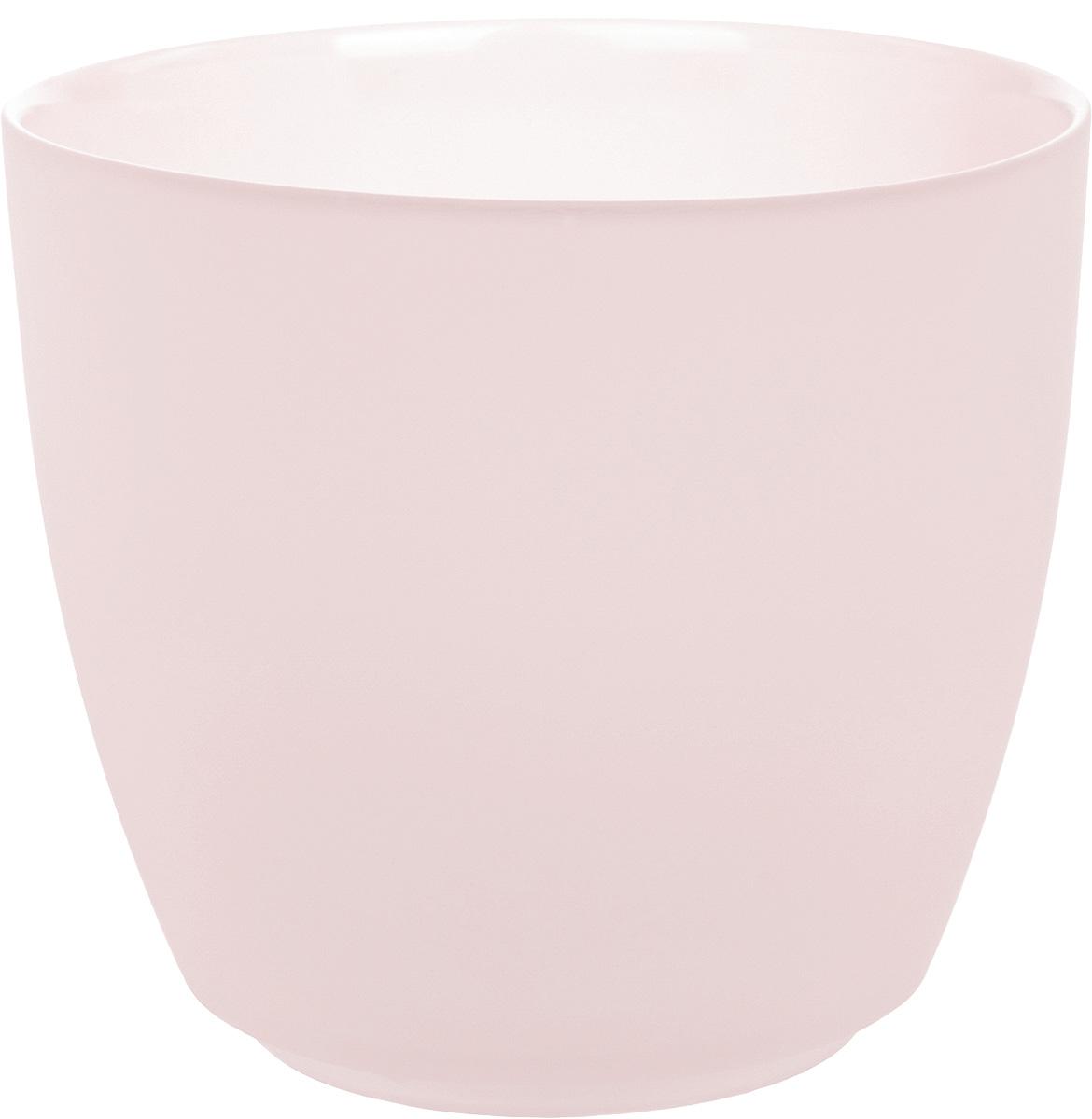 Кашпо Nina Glass НТ-2, цвет: розовый, 1 лNG93-225RПродукция завода под брендом NinaGlass известна российскому потребителю необычностью форм и оригинальным декорированием. Главным достоинством стеклянных горшков является отсутствие пористости на их внутренней поверхности, что делает безопасной смену растительного состава. Предприятие производит два вида изделий для флористов:- стеклянные цветочные горшки с отверстием в дне для посадки в них цветов и растений и подставкой под горшок в виде блюдца;- кашпо без отверстия для укладки в них пластиковых контейнеров с цветами и растениями.Горшки и кашпо изготавливаются из опалового триплексного (тройного) стекла с различными видами декорирования водо- и износостойкими красками. Возможна окраска изделий изнутри. Матовая поверхность и окраска изнутри создают объемный эффект, а сами цвета очень мягкие и приятные. Также интересны и формы изделий, выполненные методом центробежного формования: - горшки НТ - современная модель горшка с поддоном, которые смотрятся как единое целое и обладают устойчивым широким дном;- кашпо НТ - глубокие, с небольшим радиусом выпуклости, хорошим широким дном. Кашпо-подсвечники в форме куба можно считать дополнительной опцией: вы можете оформить интерьер не только оригинальными горшками и кашпо, но также весьма привлекательными подсвечниками.Доступны 5 размеров горшков и кашпо и 3 размера кашпо-кубов. Продукция TM NinaGlass безопасна, функциональна, прочна и уникальна. Горшки и кашпо способны создать неповторимое настроение и стать центром интерьера в любом помещении.
