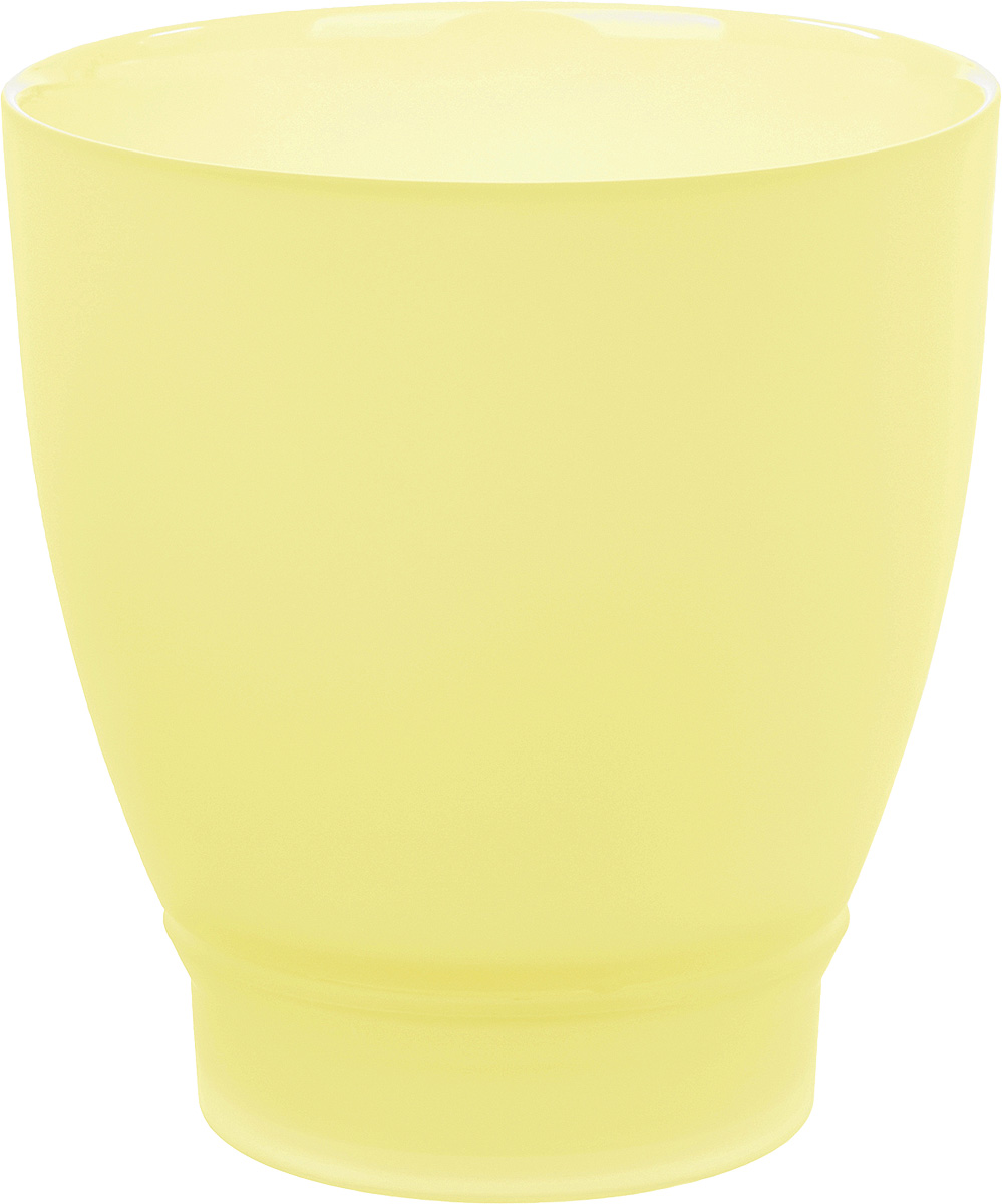 Горшок с поддоном Nina Glass НТ-2, цвет: ваниль, 1 лNG93-225/1VПродукция завода под брендом NinaGlass известна российскому потребителю необычностью форм и оригинальным декорированием. Главным достоинством стеклянных горшков является отсутствие пористости на их внутренней поверхности, что делает безопасной смену растительного состава. Предприятие производит два вида изделий для флористов:- стеклянные цветочные горшки с отверстием в дне для посадки в них цветов и растений и подставкой под горшок в виде блюдца;- кашпо без отверстия для укладки в них пластиковых контейнеров с цветами и растениями.Горшки и кашпо изготавливаются из опалового триплексного (тройного) стекла с различными видами декорирования водо- и износостойкими красками. Возможна окраска изделий изнутри. Матовая поверхность и окраска изнутри создают объемный эффект, а сами цвета очень мягкие и приятные. Также интересны и формы изделий, выполненные методом центробежного формования: - горшки НТ - современная модель горшка с поддоном, которые смотрятся как единое целое и обладают устойчивым широким дном;- кашпо НТ - глубокие, с небольшим радиусом выпуклости, хорошим широким дном. Кашпо-подсвечники в форме куба можно считать дополнительной опцией: вы можете оформить интерьер не только оригинальными горшками и кашпо, но также весьма привлекательными подсвечниками.Доступны 5 размеров горшков и кашпо и 3 размера кашпо-кубов. Продукция TM NinaGlass безопасна, функциональна, прочна и уникальна. Горшки и кашпо способны создать неповторимое настроение и стать центром интерьера в любом помещении.