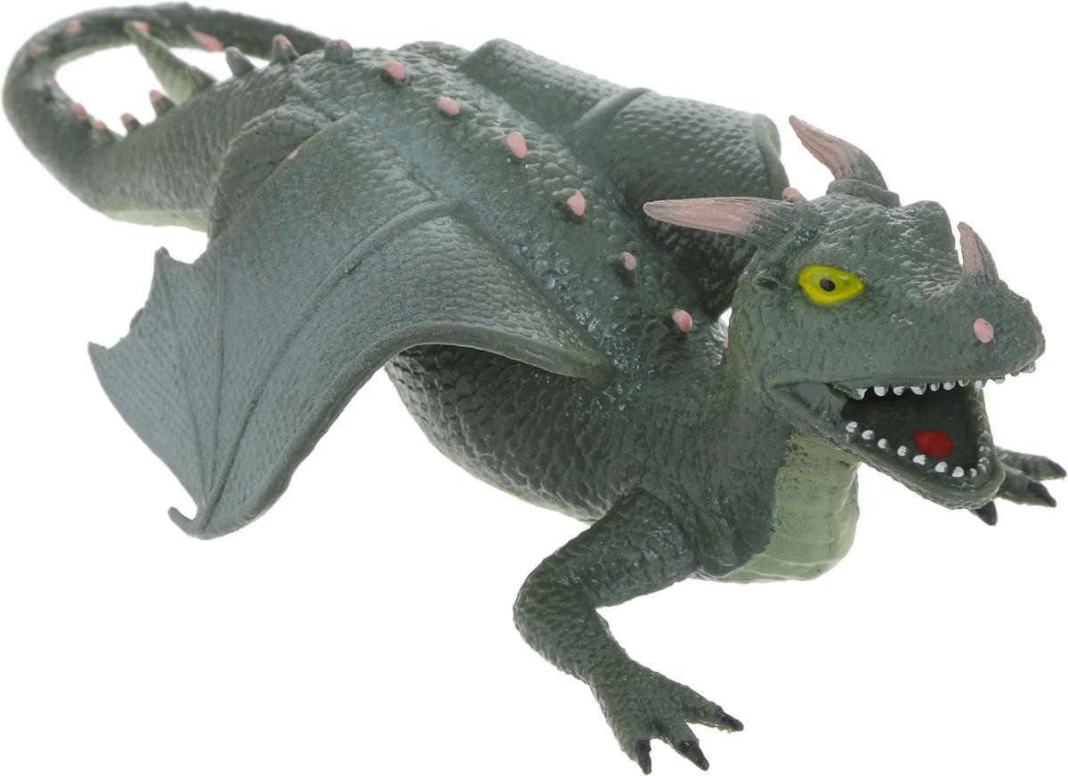 Играем вместе Фигурка Дракон-тянучка цвет серый играем вместе фигурка для ванной играем вместе disney джейк