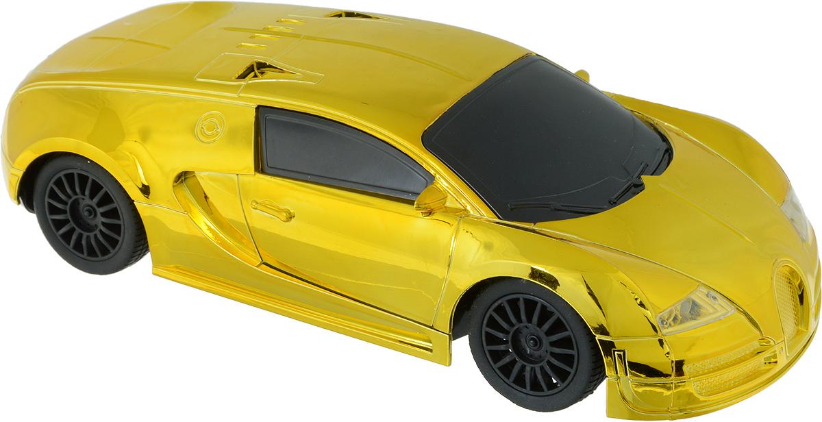 Yako Машинка на радиоуправлении цвет желтый Y19818002