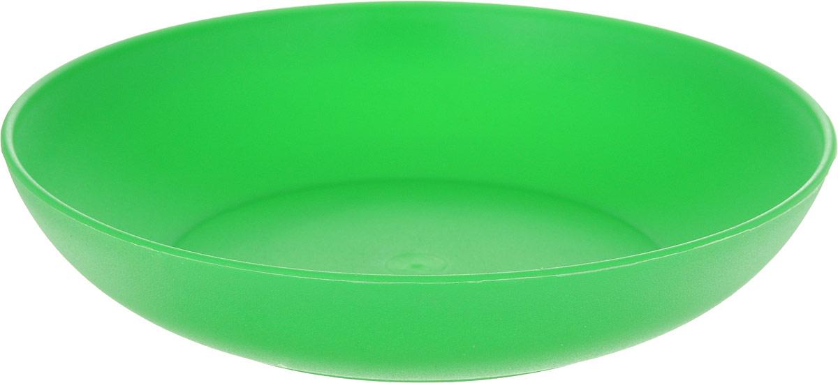 """Тарелка """"Gotoff"""" изготовлена из цветного пищевого полипропилена и предназначена для холодной и горячей пищи. Выдерживает температурный режим в пределах от -25°С до +110°C.  Посуду из пластика можно использовать в микроволновой печи, но необходимо, чтобы нагрев не превышал максимально допустимую температуру.  Удобная, легкая и практичная посуда для пикника и дачи поможет сервировать стол без хлопот!"""