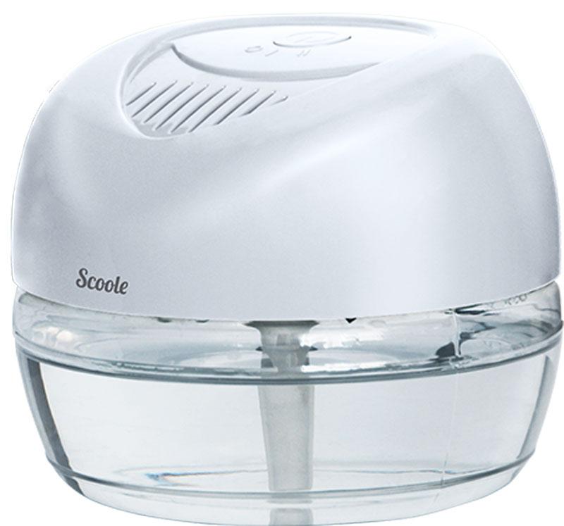 Scoole SC AW 01 (W), White мойка воздуха - Воздухоочистители