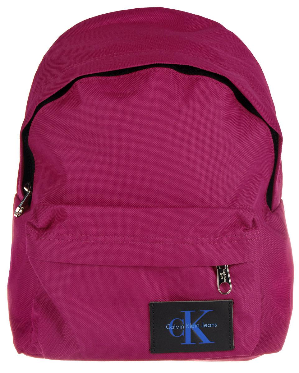 Рюкзак женский Calvin Klein Jeans, цвет: красный. K40K400043/623K40K400043/623