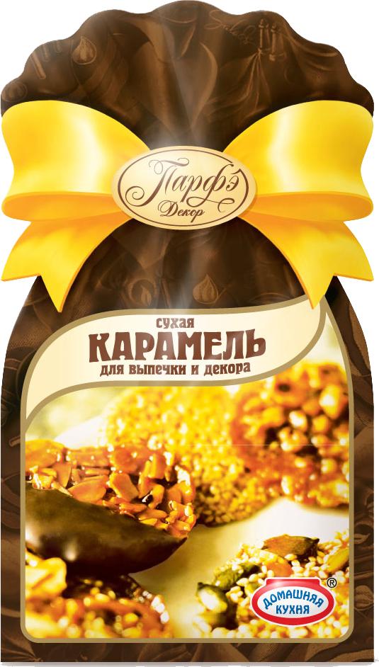 Парфэ Карамель, 40 г20308Карамелизующая смесь используется для приготовления карамельного декора выпечных изделий, изготовления казинак, грильяжа и т. п.