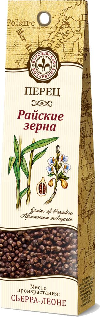 Домашняя кухня Перец райские зерна, 20 г26744Вкус насыщенный, многогранный и сложный. Слабая жгучесть и аромат райских зерен, чуть похожий на кардамонный, подходит к пюре и супам-пюре из кабачков, тыквы, других овощей или украсит ароматом сливочный соус к овощам. Сладость этой райской пряности подойдет к фруктам и десертам, а вместе с корицей и кардамоном к традиционной выпечке и ореховым сладостям.
