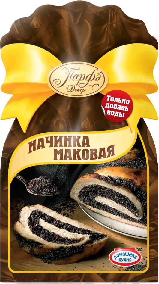 Парфэ Начинка маковая, 120 г масло оливковое рафинированное вкуснотека 500мл