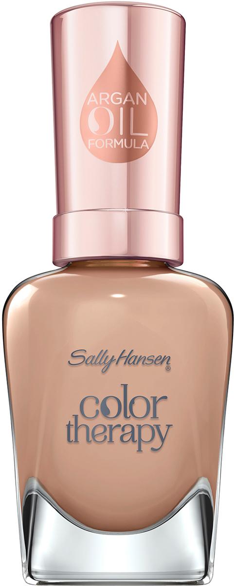 Sally Hansen Color Therapy Лак для ногтей, тон №483, 14 мл pair of trendy geometric rhinestone alloy ear cuff for women