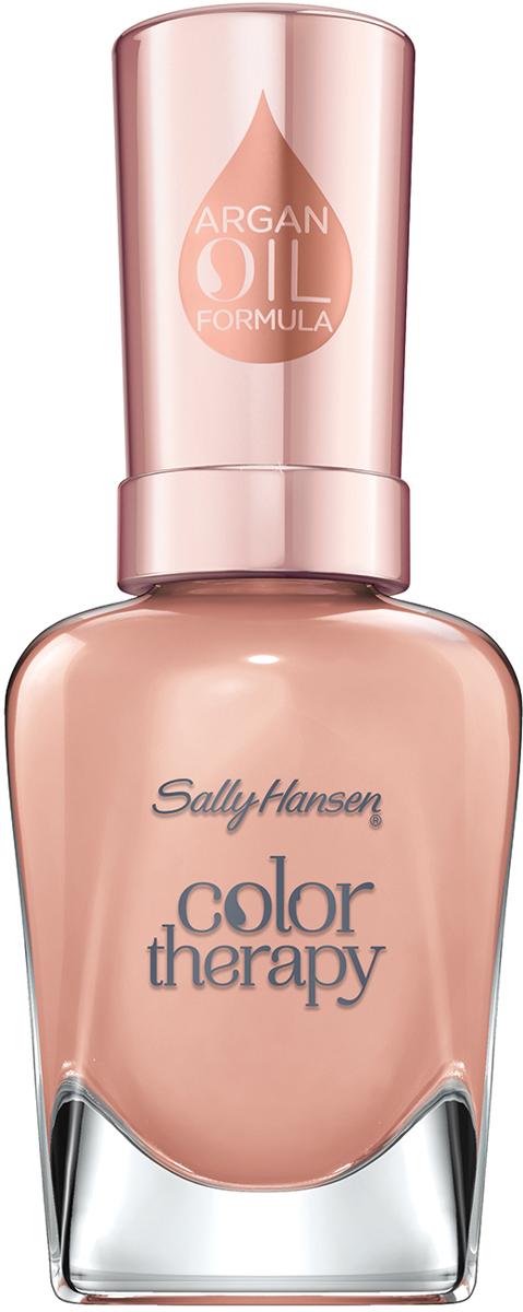 Sally Hansen Color Therapy Лак для ногтей, тон №484, 14 мл30079151484Цвет и забота на окрашенных ногтях. Формула с органовым маслом обеспечивает интенсивное питание и мгновенное увлажнение.