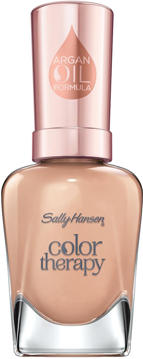 Sally Hansen Color Therapy Лак для ногтей, тон №486, 14 мл30079151486Цвет и забота на окрашенных ногтях. Формула с органовым маслом обеспечивает интенсивное питание и мгновенное увлажнение.