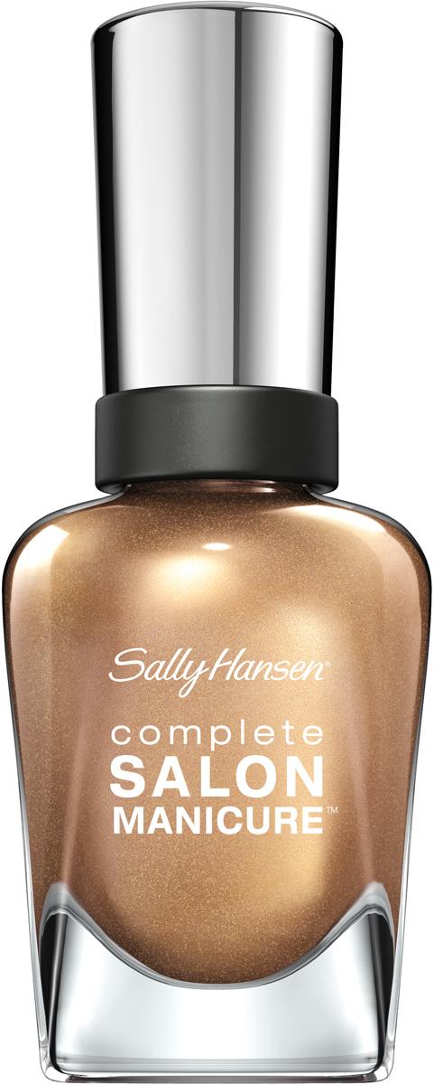 Sally Hansen Salon Manicure Keratin Лак для ногтей, тон №715 Lan-Turn Up, 14 мл - Декоративная косметика