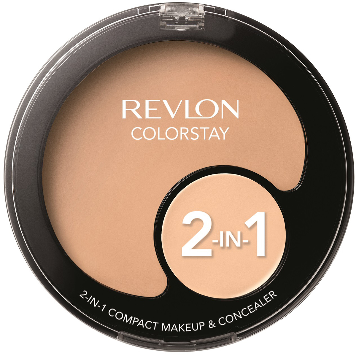 Revlon Тональная основа + консилер 2 в 1 colorstay, тон №110, 11 г7213147005Твой идеальный тон лица вместе с Revlon Colorstay 2 in 1. Тональная основа + консилер. Удобно вдвойне.