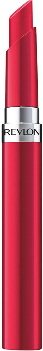 Revlon Помада для губ Гелевая Ultra Hd Lipstick, тон №735, 1,7 г7218779008Помада для губ ультра цвет и увлажнение с гиалуроновой кислотой.
