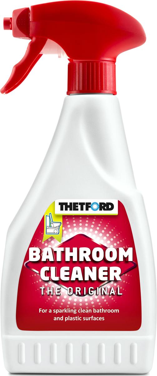 Средство для септиков и биотуалетов Thetford Bathroom Cleaner, 750 мл порошок для септиков и биотуалетов thetford для биотуалета aqua kem blue sach 12 шт