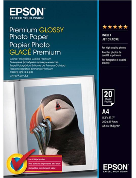 Epson Premium Glossy Photo 255/A4/20л, глянцевая C13S041287C13S041287Высококачественный материал Epson Premium Glossy Photo на бумажной основе с глянцевымполимерным покрытием. Предназначен для печатиизображений профессионального качества - фотографий, интерьерной графики.Яркость: 97%Прозрачность: 96%Размеры: 210 х 297 ммУважаемые клиенты! Обращаем ваше внимание на то, что упаковка может иметь несколько видов дизайна.Поставка осуществляется в зависимости от наличия на складе.