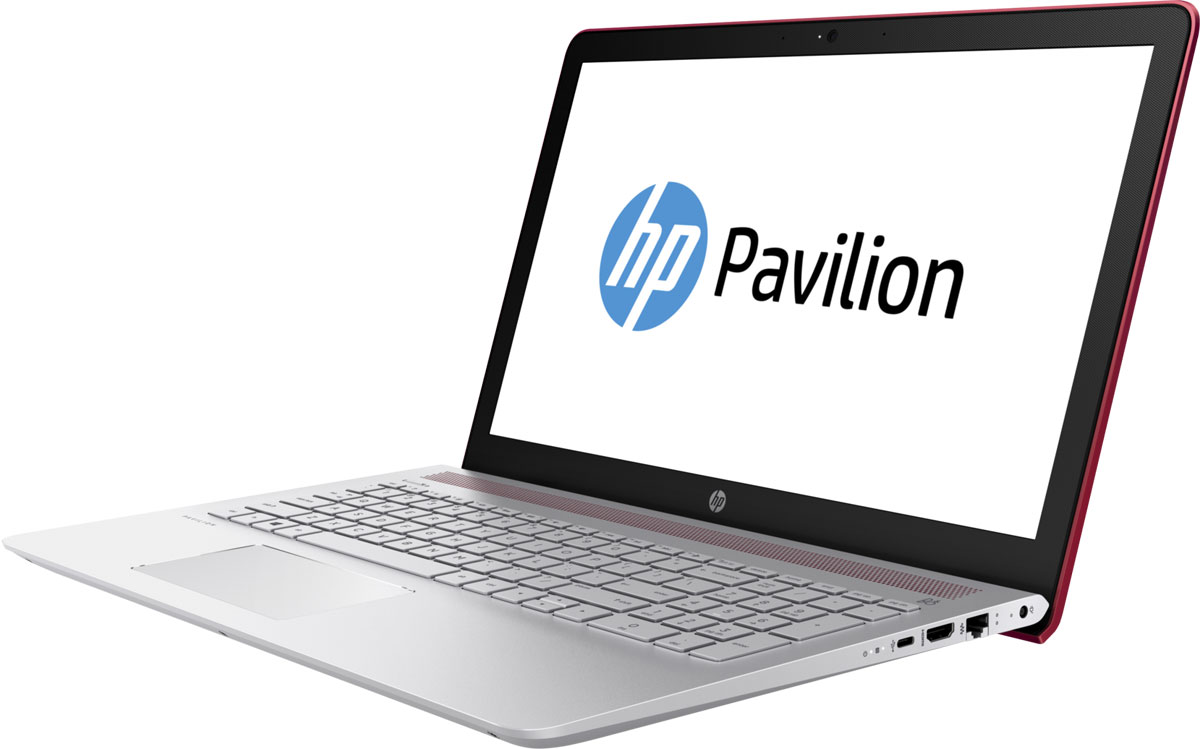 HP Pavilion 15-cc530ur, Empress Red (2CT29EA)495438Ноутбук HP Pavilion 15-cc530ur сочетает все преимущества настольного ПК в компактном корпусе. Потрясающий звук и четкий Full HD дисплей - это лишь часть тех преимуществ, которые оставляют незабываемые впечатления от использования этого компьютера.Используйте по максимуму весь функционал Windows на кристально чистом экране с качеством Full HD, оптимизированном для Windows 10. Четкое изображение, с которым вы не упустите ни одну деталь - даже при плохом освещении. Наслаждайтесь живым общением благодаря веб-камере HP Wide Vision HD.С помощью производительного процессора от Intel можно выполнять любые задачи. Создавайте великолепные визуальные материалы, не замедляя работу ноутбука, благодаря дискретной графической карте NVIDIA GeForce 940MX. Благодаря модулю беспроводной связи с сертификацией Wi-Fi общаться с коллегами по Интернету и электронной почте можно не только в офисе, но и в любом другом месте с точкой доступа.Встроенные динамики обеспечивают превосходное качество звучания. С помощью разъема HDMI можно подключить ноутбук к большому HD-монитору, что особенно удобно для показа презентаций.Точные характеристики зависят от модификации.Ноутбук сертифицирован EAC и имеет русифицированную клавиатуру и Руководство пользователя