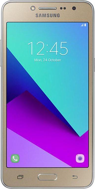 Samsung Galaxy J2 2018 (SM-J250F), GoldSM-J250FZDDSERGalaxy J2 2018 сочетает в себе необходимый функционал и стильный внешний вид. Смартфон удобно держать в руке благодаря закругленным краям задней крышки корпуса, а современные цвета подчеркивают ваш образ.Естественные цветаSamsung Galaxy J2 2018 оснащен ярким 5 sAMOLED дисплеем, воспроизводящим богатую RGB палитру естественных цветов, формирующих эффект полного погружения в контент на экране. Кроме того, экран отличается высокой контрастностью (100 000:1), усиливающей впечатления от просмотра мультимедийного контента.Фото? Легко!Сделать запоминающийся снимок проще простого. Интуитивная плавающая кнопка затвора обеспечивает стабильность смартфона во время фотосъемки и улучшает контроль за процессом съемки, делая его более удобным и быстрым.Просто смахните пальцем по экрануЗапечатлять важные жизненные моменты легко и просто. Камера смартфона Samsung Galaxy J2 2018 отличается простым интерфейсом управления, благодаря чему даже неопытный фотолюбитель легко сделает отличные по качеству снимки. Интуитивный интерфейс управления позволяет одним движением пальца выбирать и менять режимы съемки.Удобное подключение к Wi-Fi сетиЭкономьте время на вход и выход из Wi-Fi сети. Galaxy J2 запоминает историю подключения к Wi-Fi сети и может автоматически подключаться и отключаться от беспроводной сети в Wi-Fi зонах, где вы уже были раньше. Теперь при входе и выходе из зоны Wi-Fi вы оцените удобство автоматического подключения/отключения от сети, что позволяет экономить трафик передачи данных по LTE протоколу.Двойной мессенджерПерсонифицируйте способ общения в чате. Смартфон Samsung Galaxy J2 2018 позволяет установить два отдельных аккаунта для одного и того же мессенджера. Пользователи могут установить и управлять вторым аккаунтом в мессенджере с главного экрана или с помощью меню Настройки.Синхронизируйте что угодноПростое управление вашим контентом. Облачное хранилище Samsung Cloud позволяет резервировать ваш контент, синхронизиро