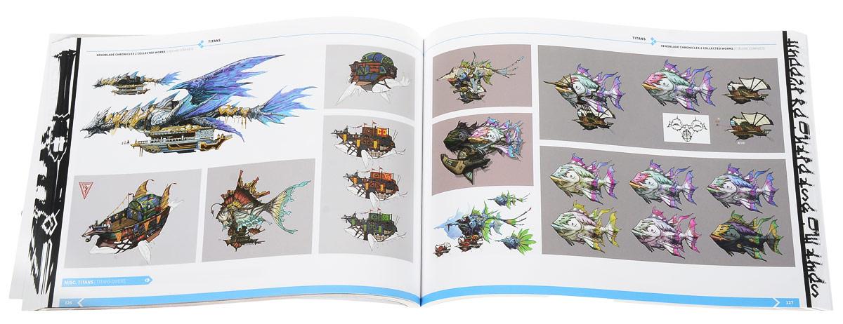 Xenoblade Chronicles 2. Коллекционное издание (Nintendo Switch) Monolith Software