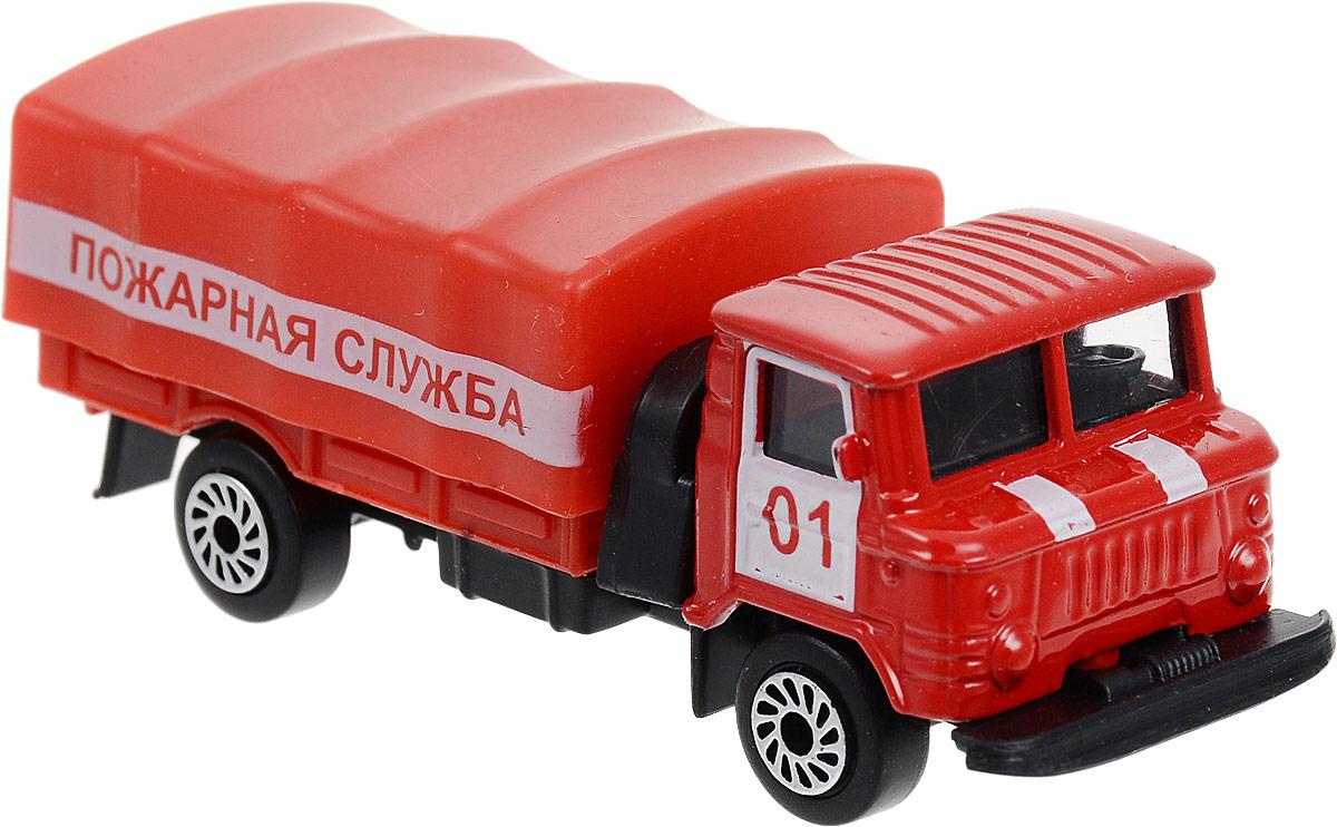 ТехноПарк Автомобиль ГАЗ 66 Пожарная служба