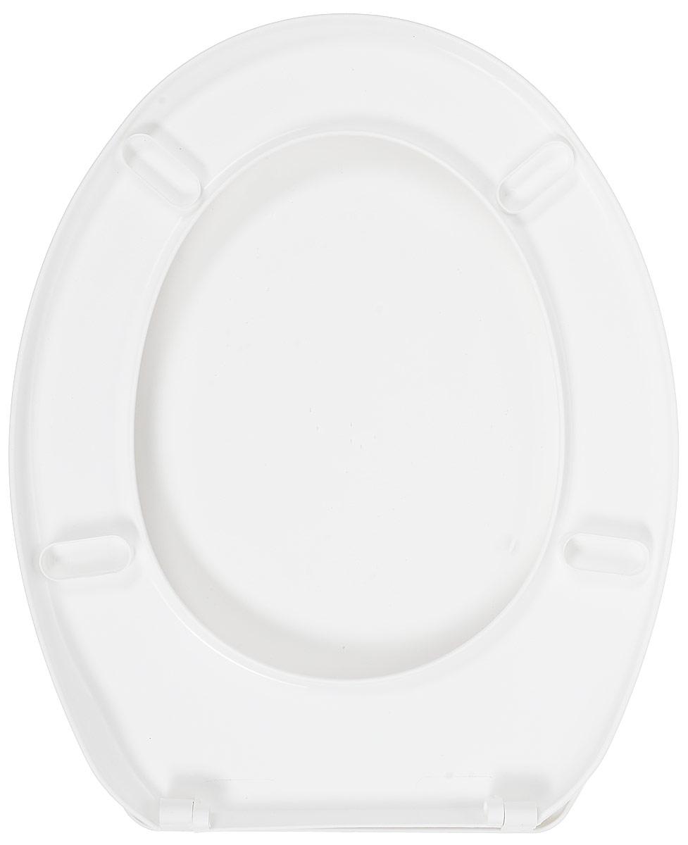 Сидение для унитаза DeLuxe изготовлено из полипропилена (пластика). Рисунок на поверхности нанесен с помощью высококачественной пленки, стоек к истиранию, долговечен. Сидение легко мыть. Четыре пластиковые опоры, расстояние между центрами крепежа 150-170 мм. Пластиковый крепеж в комплекте.