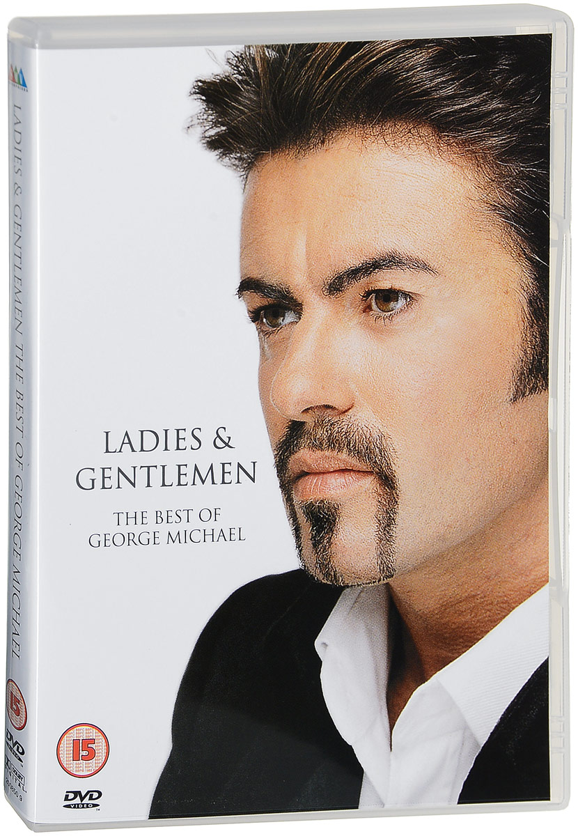 George Michael – Ladies & Gentlemen (The Best Of George Michael) dvd george michael ladies and gentlemen the best of