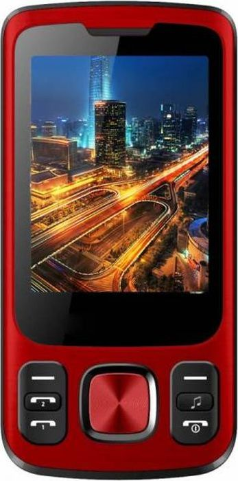 Vertex S107, Red
