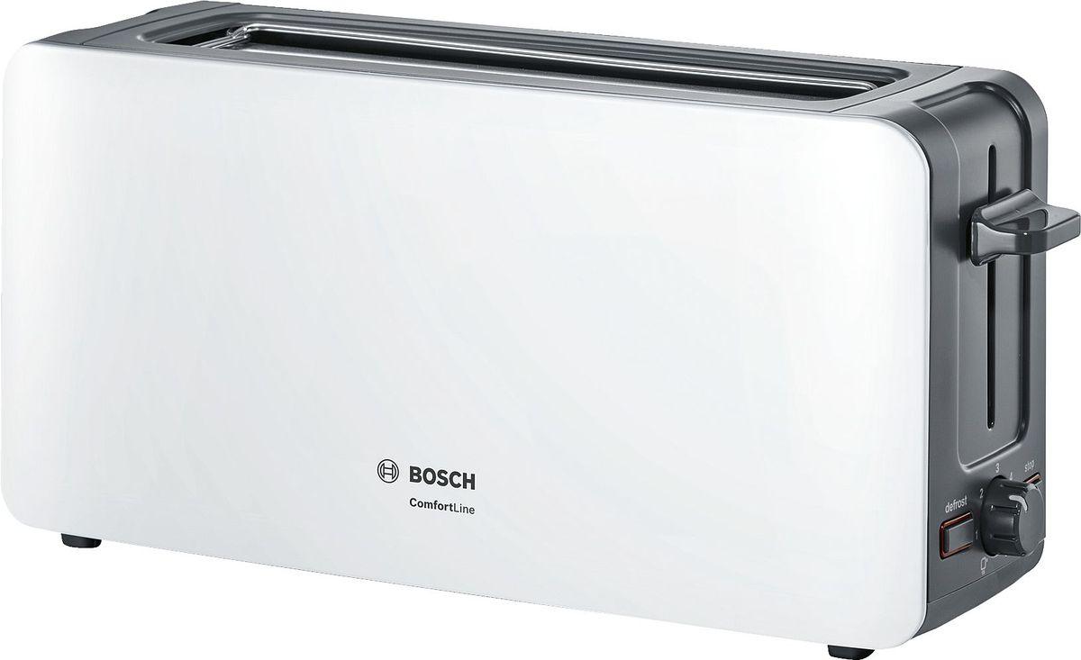 Bosch TAT6A001, White тостер - Тостеры