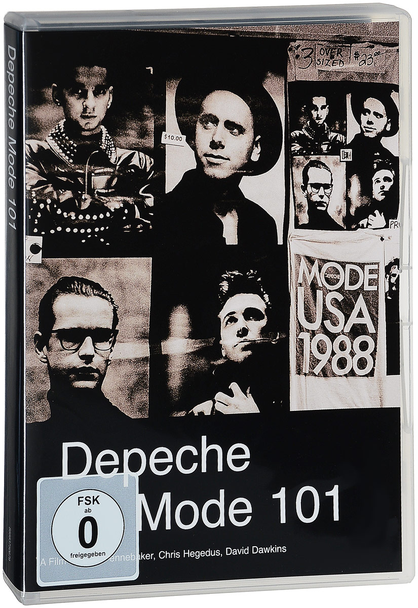 Disc 1101 - A film by D.A. Pennebaker - Chris Hegedus - David Dawkins.Disc 2Live at the Pasadena Rose Bowl, June 18, 1988Exclusive interviews with Dave Gahan - Andy Fletcher - Martin Gore - Daniel Miller - Jonathan KesslerInterviews with the fans (where are they now?): Jay Serken - Oliver Chesler - Christopher HardwickEverything Counts (Official Promotional Music Video)