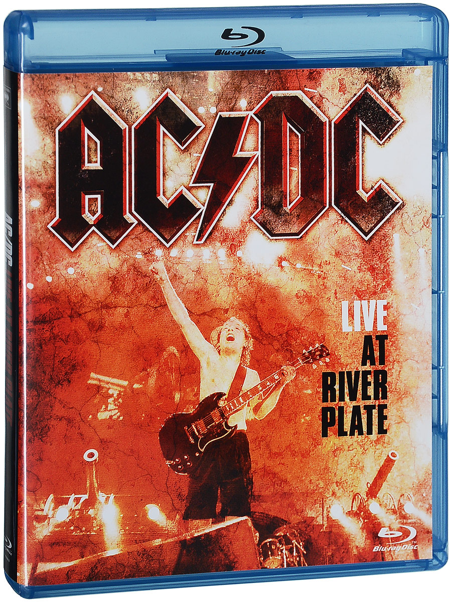 AC/DC: Live at River Plate (Blu-Ray) free delivery typ 5118 n 12 dc 48 v 9 5 w fan three lines all metal resistance to high temperature