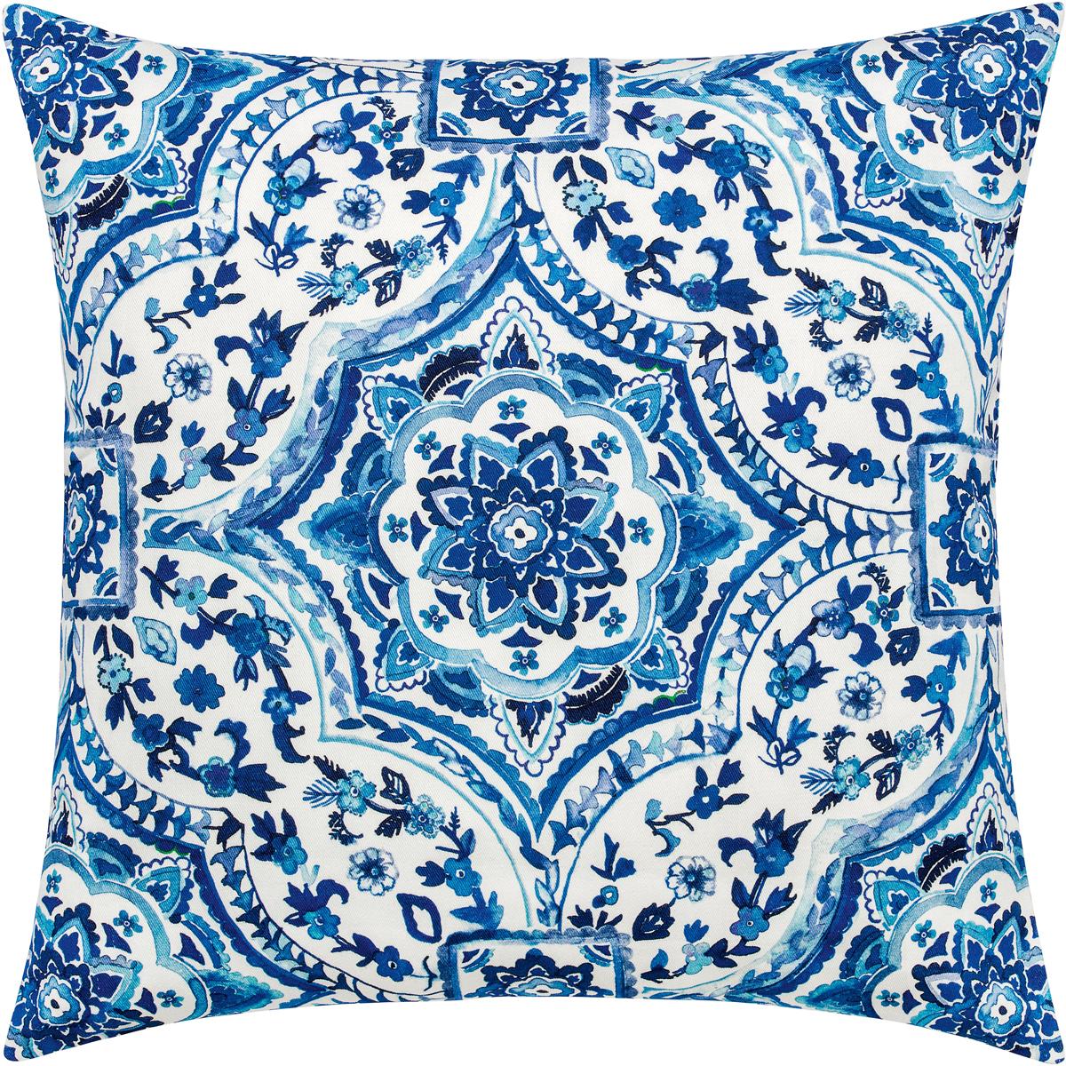 Подушка декоративная Togas Марселла, цвет: голубой, 45 х 45 см40.16.70.0298Декоративная подушка Марселла. Цвет: голубой.Состав: 100% хлопок/80% полиэстер/20% хлопок/100% полиэстер. Комплектация: декоративная наволочка - 1, декоративная подушка - 1. Размер: 45 x 45 см. Уход: может применяться машинная стирка при температере не выше 30 C. Не отбеливать. Гладить не более 150 C. Сухая чистка. Сушка при низкой температуре.