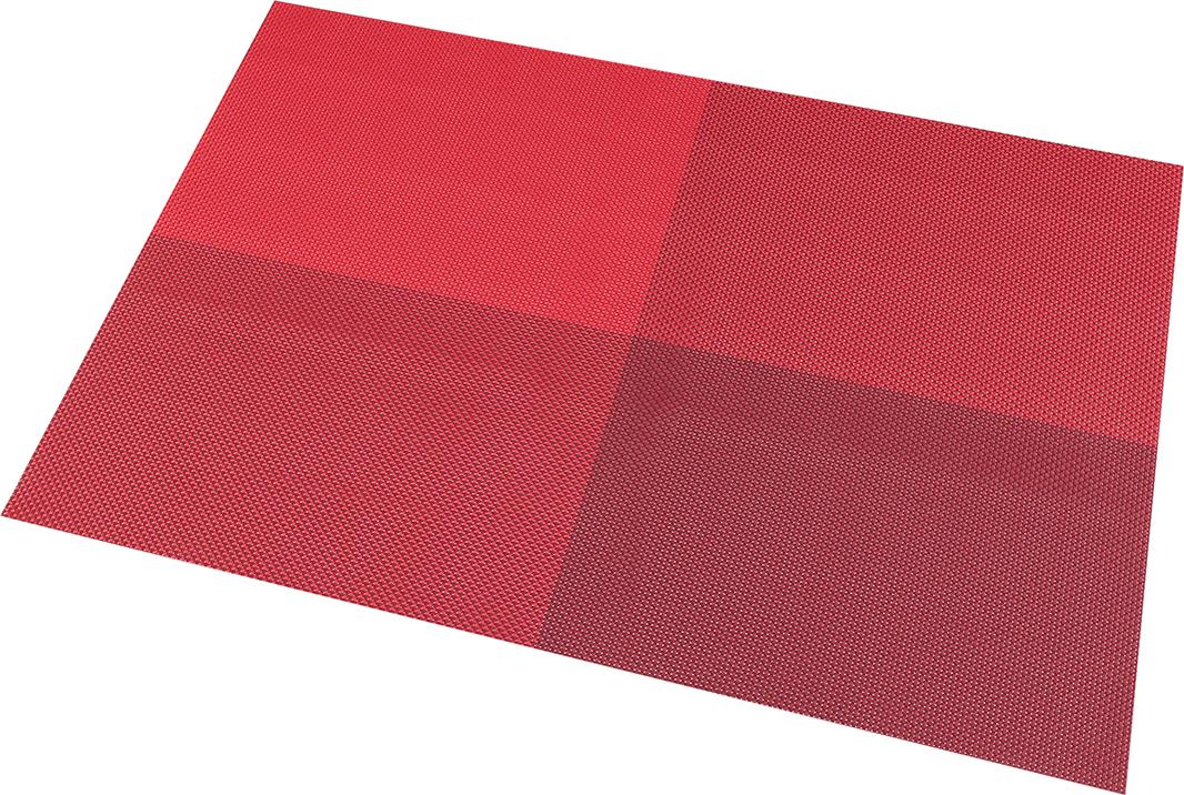 Набор салфеток Elan Gallery Бордово-красные, 45 х 30 см, 4 шт171397Набор из четырех салфеток прекрасно подойдет для чайной церемонии. Защищает поверхность стола от влаги и высоких температур.