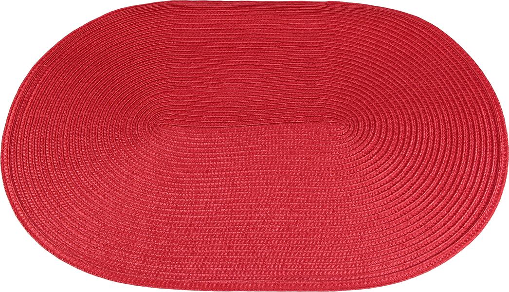 Набор салфеток Elan Gallery Красные, 45 х 30 см, 4 шт171409Салфетки Elan Gallery Красные предназначеныдля сервирования стола и украшение интерьера. Салфетки выполнены из ПВХ. Такие изделия легко моются и удобны в хранении, имеют стильный и красивый дизайн. Изготовлены из современного, высокотехнологичного материала, обладающего рядом уникальных свойств: высокая прочность, эластичность, большая износостойкость, высокая термостойкость и устойчивость к ультрафиолетовым лучам.Меры предосторожности: температурный режим использования до 90°С. Не подвергать прямому воздействию огня!