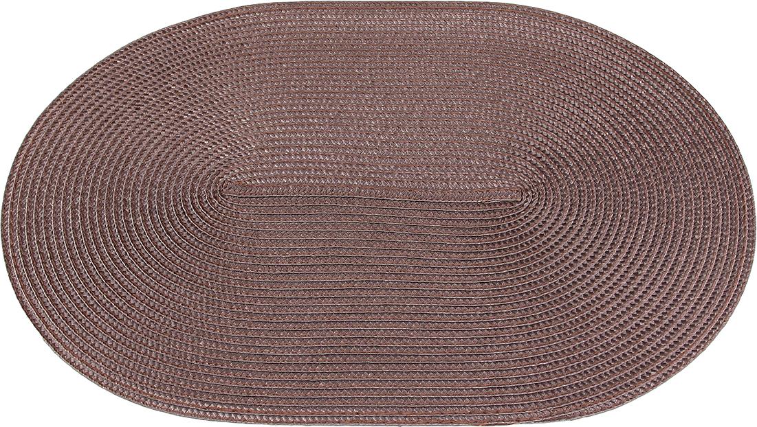 Набор салфеток Elan Gallery Коричневые, 45 х 30 см, 4 шт171410Набор из четырех салфеток прекрасно подойдет для чайной церемонии. Защищает поверхность стола от влаги и высоких температур.