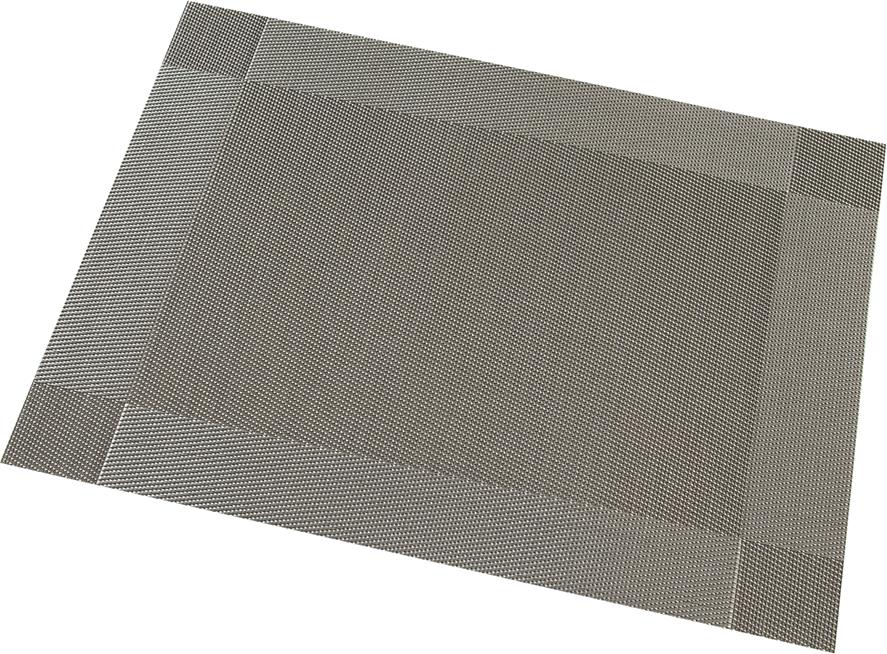Набор салфеток Elan Gallery Серебряные, 45 х 30 см, 4 шт171605Набор из четырех салфеток прекрасно подойдет для чайной церемонии. Защищает поверхность стола от влаги и высоких температур.