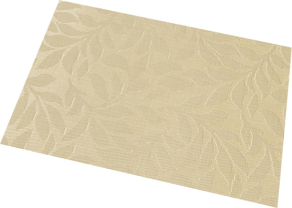 Набор салфеток Elan Gallery Золотые листья, 45 х 30 см, 4 шт171609Набор из четырех салфеток прекрасно подойдет для чайной церемонии. Защищает поверхность стола от влаги и высоких температур. Они не впитывают влагу и легко моются. Набор салфеток предназначен для сервировки стола и украшения интерьера кухни, столовой или гостиной. Для ухода за салфетками можно использовать любые моющие средства.Практичность и высокая износостойкость делают салфетки удобным и полезным аксессуаром для дома.Салфетка станет прекрасным завершающим элементом в сервировке стола. С ней любой ужин будет как праздничный.