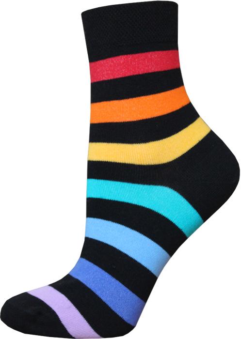 Носки женские Брестские Classic, цвет: черный. 14С1100_060. Размер 36/37 носки женские брестские classic цвет бледно голубой 14с1101 018 размер 36 37
