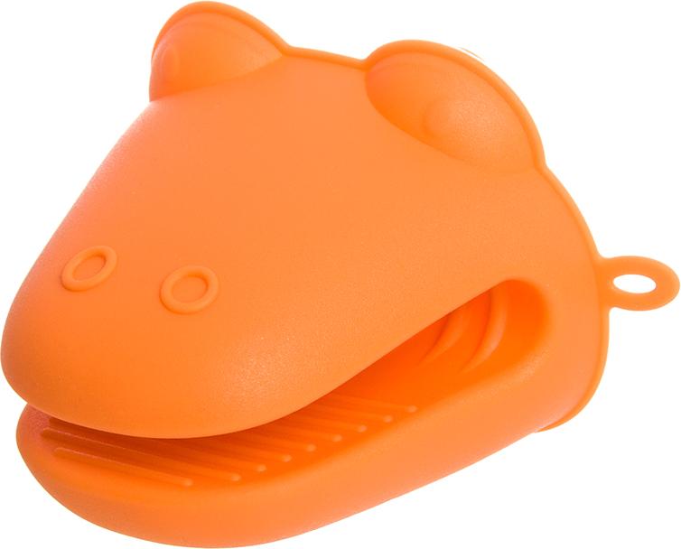 Прихватка-лягушка выполнена из высококачественного силикона,  которая будет долго служить в домашнем хозяйстве. Прихватка занимает очень  мало места, имеет удобную петлю-вешалку и яркий запоминающийся цвет. Помимо  прямого назначения прихваткой-лягушкой любят играть дети.