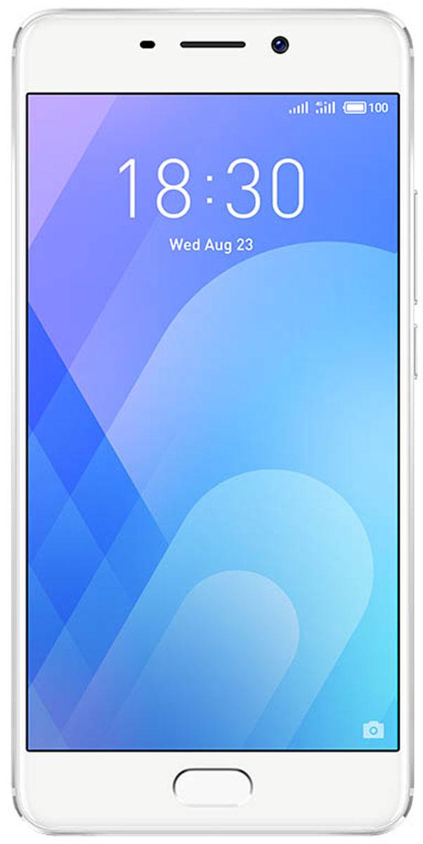 Meizu M6 Note 32GB, Silver WhiteMZU-M721H-32-SWMeizu M6 Note стал еще лучше. Самый ожидаемый процессор Qualcomm Snapdragon, превосходная камера, емкий и мощный аккумулятор - неотъемлемые элементы M6 Note, в котором была реализована новая концепция качественного смартфона для всех.В Meizu M6 Note установлен новый восьмиядерный процессор Qualcomm Snapdragon 625 с тактовой частотой до 2.0 ГГц. Благодаря более современному 14нм техпроцессу в M6 Note достигается лучшая энергоэффективность и чрезвычайно экономный расход батареи.Производительность графического процессора Meizu M6 Note выросла на 71% по сравнению с предыдущим поколением. Новый Adreno 506 поддерживает большое количество разнообразных игр, гарантируя вам незабываемые впечатления. Загружайте свою любимую игру, и пусть весь мир подождет!Установленный в Meizu M6 Note 5.5-дюймовый Full HD дисплей отличается великолепной цветопередачей. C графическим процессором Adreno 506 в Meizu M6 Note достигается степень контрастности 1000:1, что дает максимально натуральные и яркие цвета.Надежная беспроводная связь открывает перед пользователями безграничные возможности для веселья и интересного отдыха. Новый процессор Qualcomm Snapdragon 625 поддерживает устойчивую и бесперебойную работу в 4G LTE сетях. Поддержка двухдиапазонного Wi-Fi становится особенно важной при онлайн-просмотре видео высокого разрешения.Основная камера нового Meizu M6 Note - это Sony IMX362/Samsung 2L7 с широкой апертурой 1.9, чипом 1.4m CMOS и 6-элементной линзой. Здесь объединены лучшие технологии, чтобы использование камеры было максимально комфортным и продуктивным.Хотя в смартфонах такого класса редко используют высокоточные механизмы фокусирования, в Meizu M6 Note установлен механизм SLR. Двойной автофокус позволяет быстро и точно фокусировать одновременно обе линзы. В сравнении с устройствами предыдущего поколения скорость фокусирования Meizu M6 Note в четыре раза быстрее в условиях достаточного освещения и в 7,5 раз - при слабом освещении. С нов